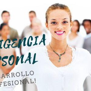 Inteligencia Personal: Desarrollo Profesional